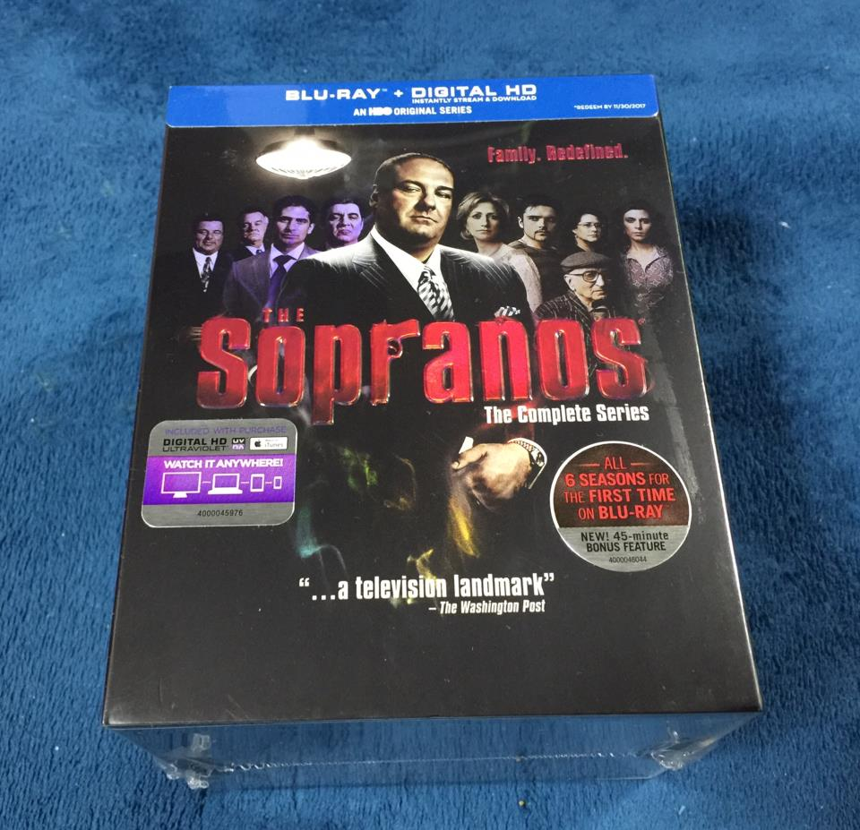 THE Sopranos The Complete Series (US)