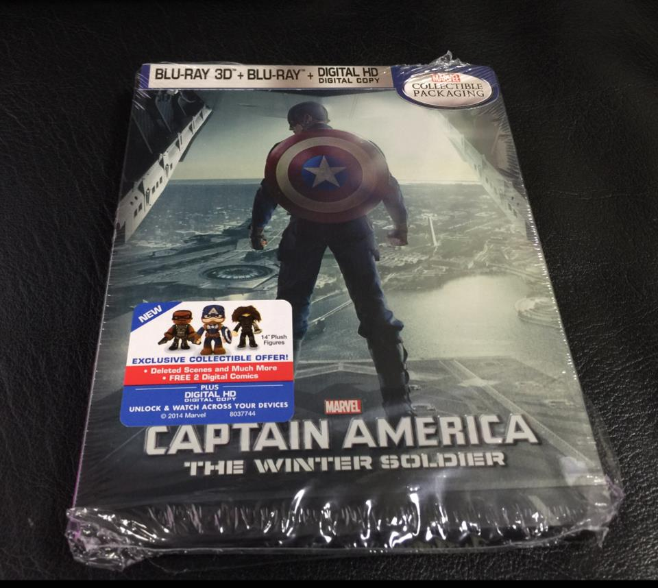 CAPTAIN AMERICA: THE WINTER SOLDIER (US)