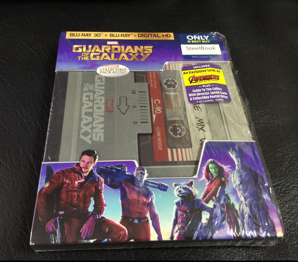 GUARDIANS OF THE GALAXY (US)