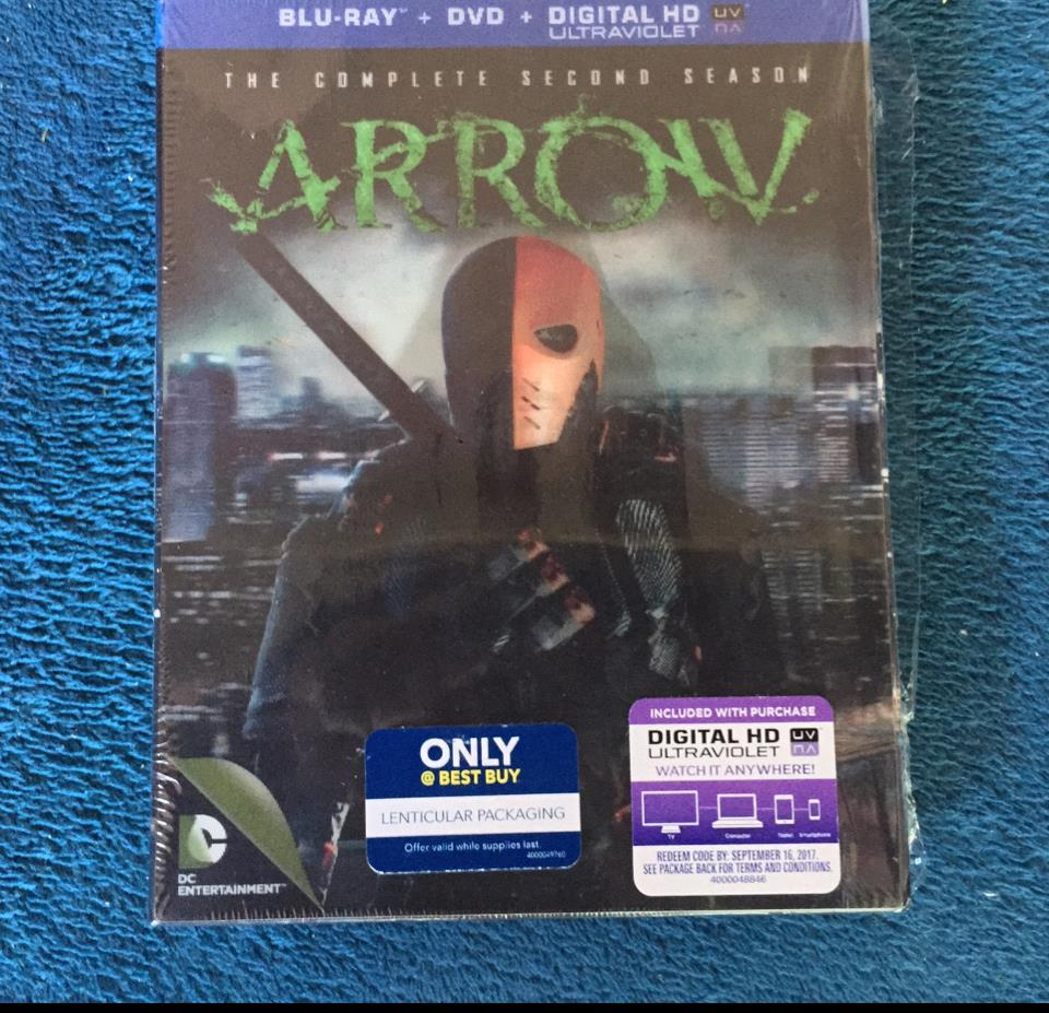 ARROW THE COMPLETE 2ND SEASON (US)