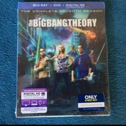 the BiG BANG THEORY THE COMPLETE 7TH SEASON (US)