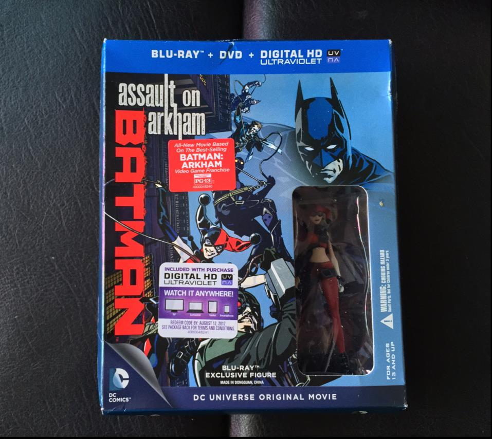 BATMAN: assault on arkham (US)