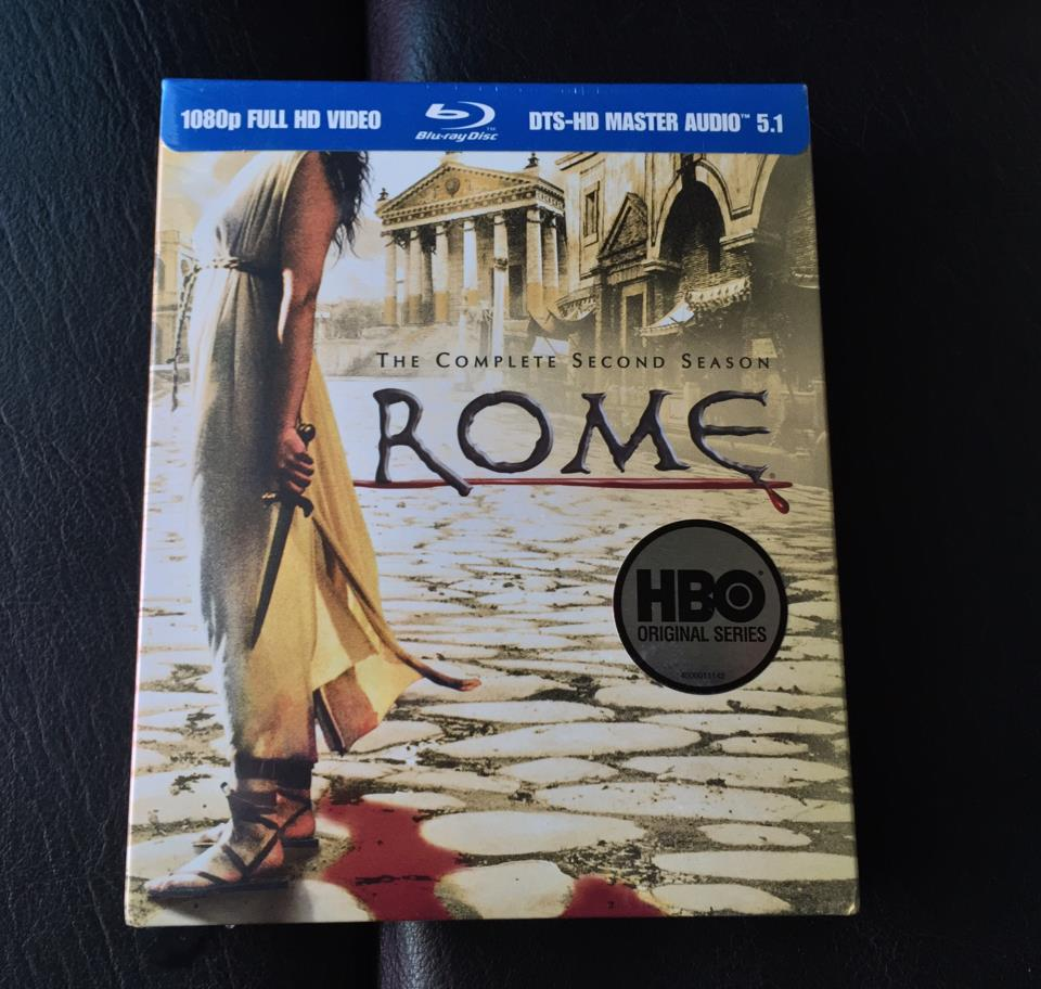 ROME THE COMPLETE 2ND SEASON (US)