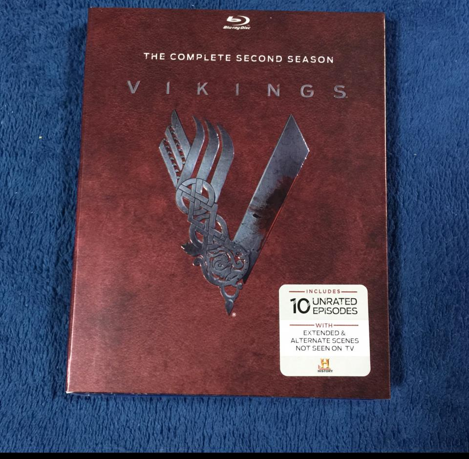 VIKINGS THE COMPLETE 2ND SEASON (US)