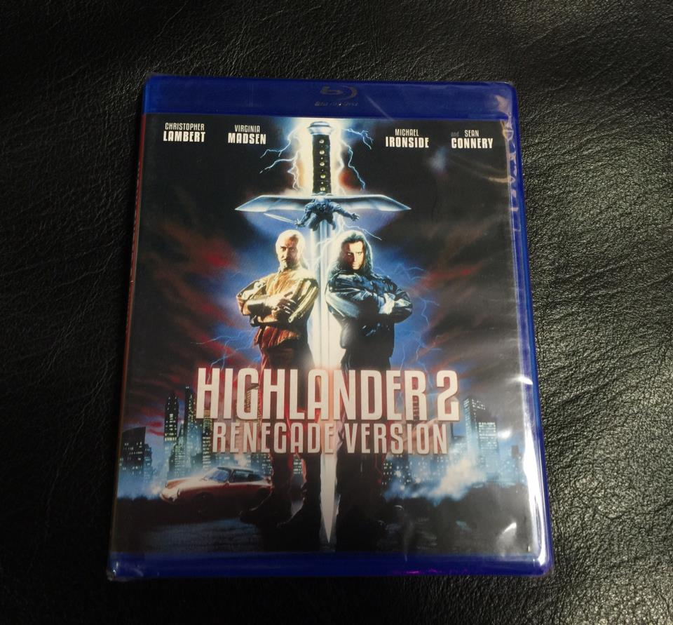 HIGHLANDER 2 RENEGADE VERSION (US)