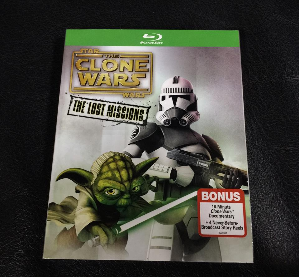 STAR WARS: THE CLONE WARS THE LOST MISSIONS (US)