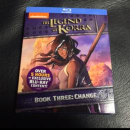 THE LEGEND OF KORRA BOOK 3 (US)