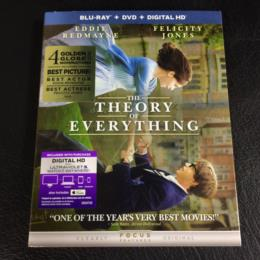 THE THEORY OF EVERYTHING (US)