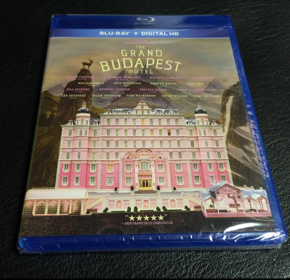 THE GRAND BUDAPEST HOTEL (US)