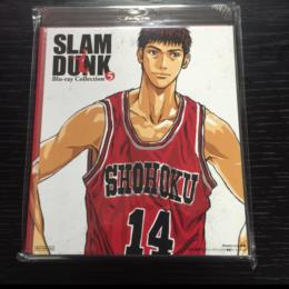 SLAM DUNK Blu-ray Collection 5 Amazon.co.jp Limited Edition (Japan)