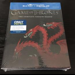 GAME OF THRONES THE COMPLETE 4TH SEASON LIMITED EDITION (US)