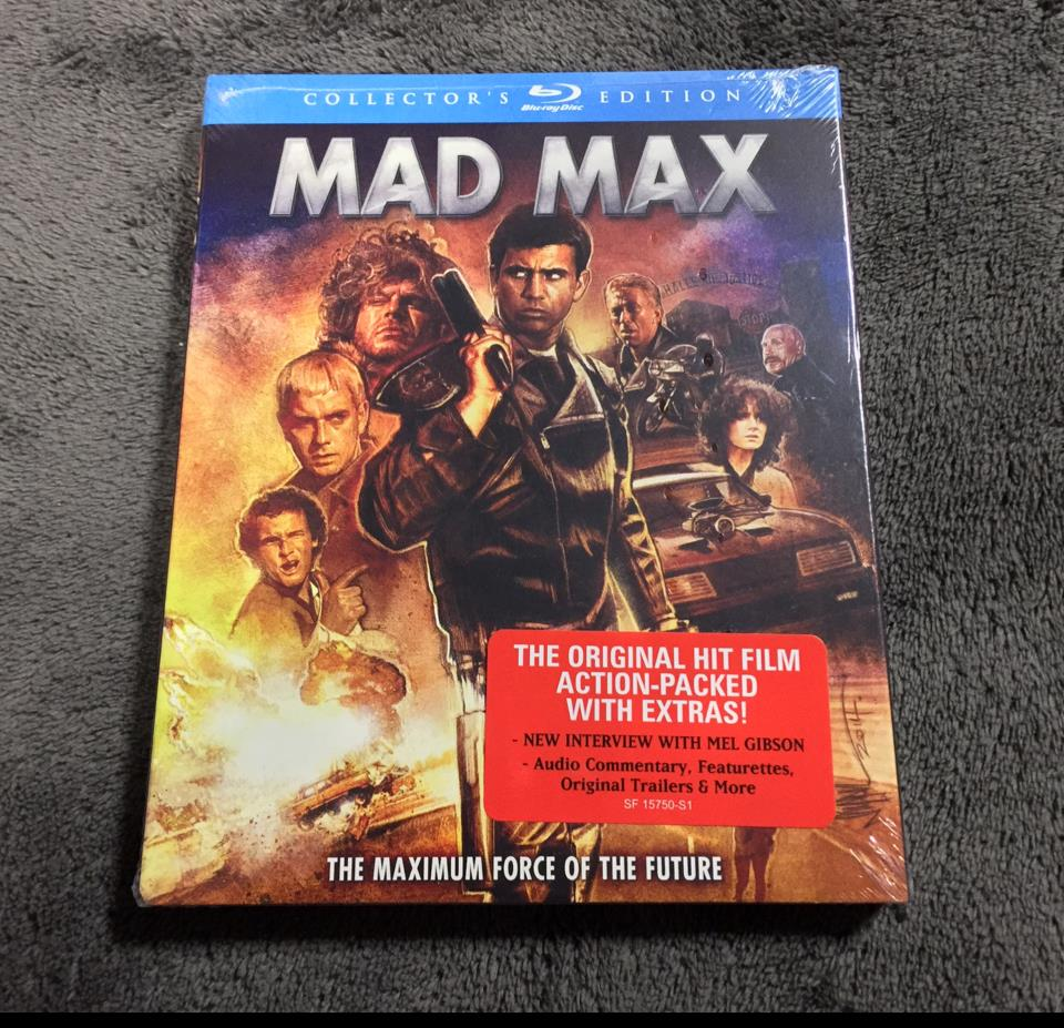 MAD MAX COLLECTOR'S EDITION (US)