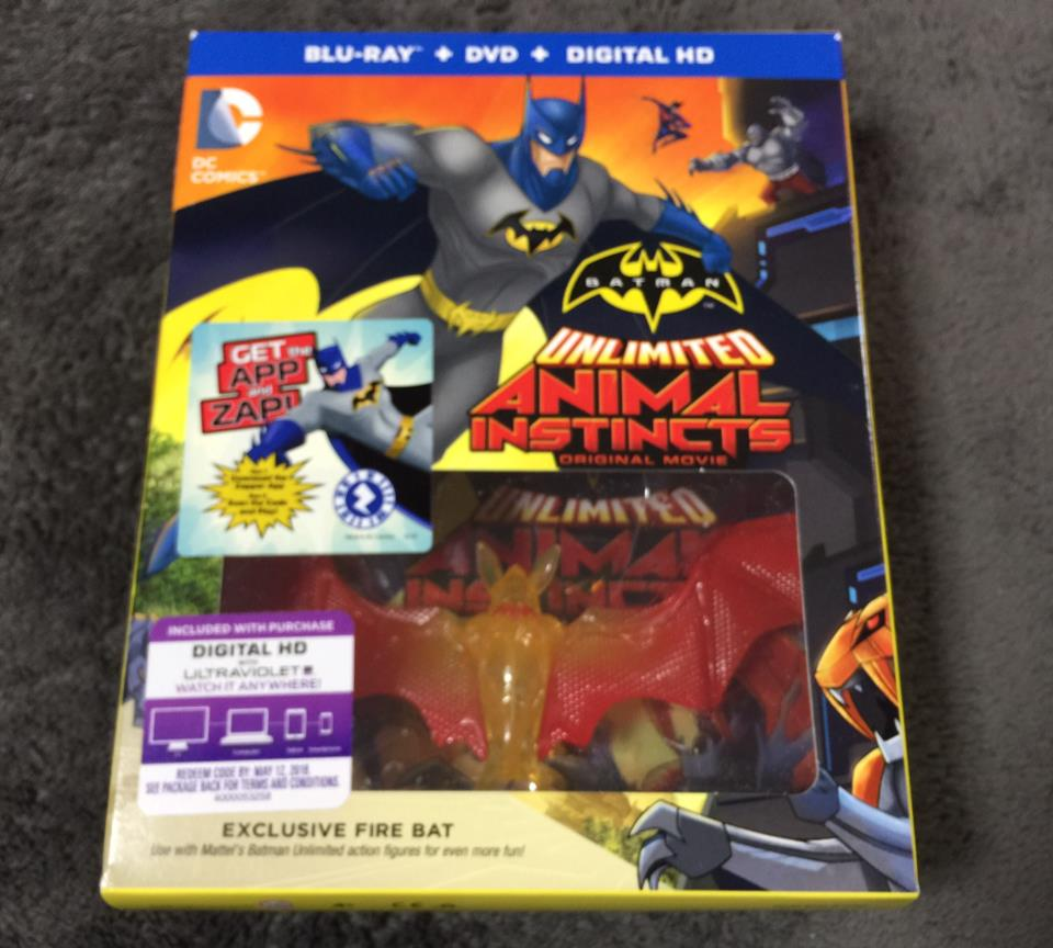 BATMAN UNLIMITED: ANIMAL INSTINCTS (US)