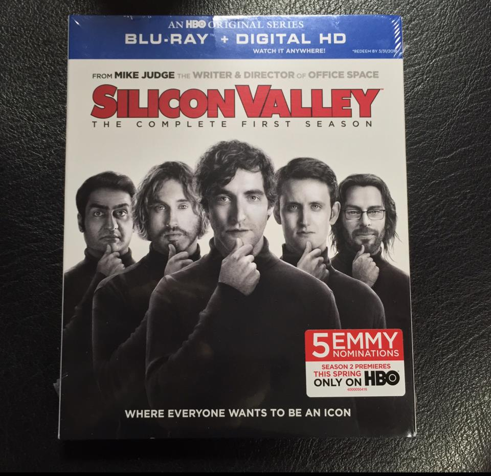 SILICON VALLEY THE COMPLETE 1ST SEASON (US)