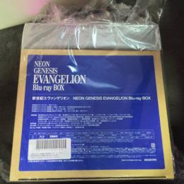 NEON GENESIS EVANGELION Blu-ray BOX Amazon.co.jp Limited Edition (Japan)