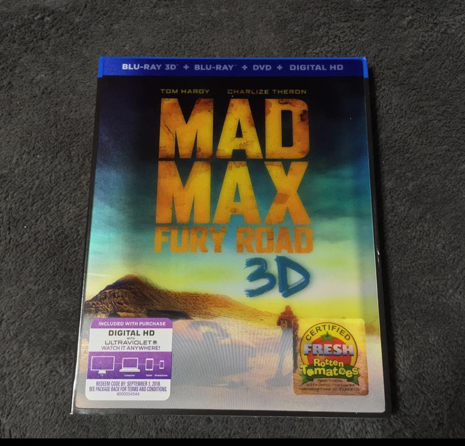 MAD MAX: FURY ROAD 3D (US)