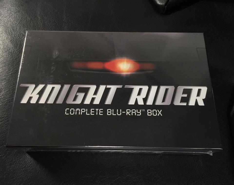 KNIGHT RIDER COMPLETE BLU-RAY BOX (Japan)