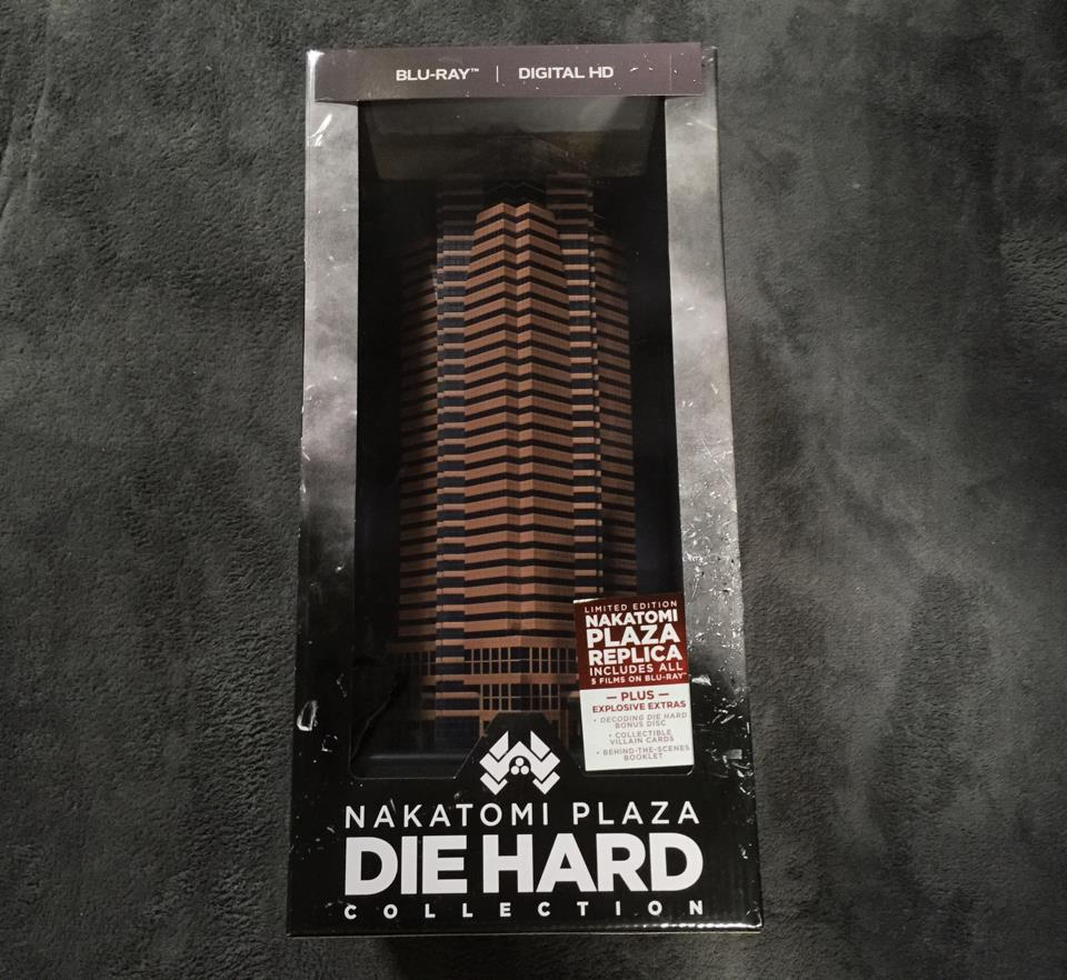 DIE HARD COLLECTION NAKATOMI PLAZA (US)