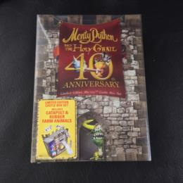 Monty Python AND THE HOLY GRAIL 40th ANNIVERSARY Limited Edition Blu-ray Castle Box Set (US)