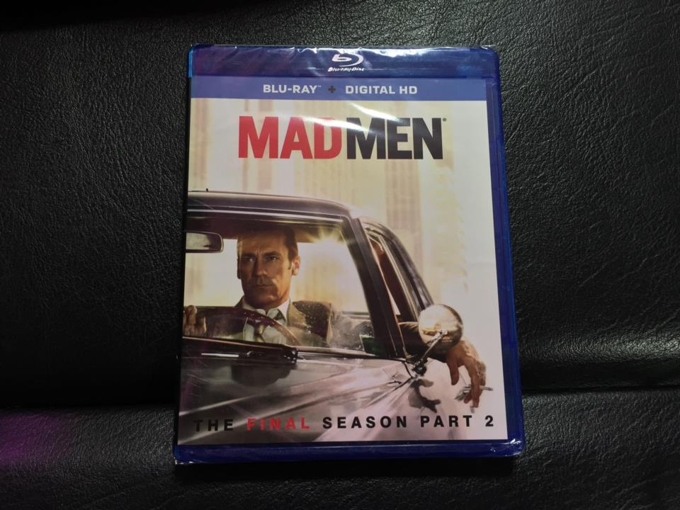 MAD MEN THE FINAL SEASON PART 2 (US)