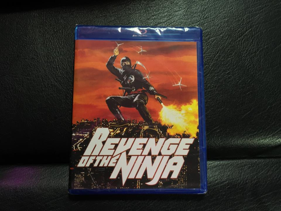 REVENGE OF THE NINJA (US)