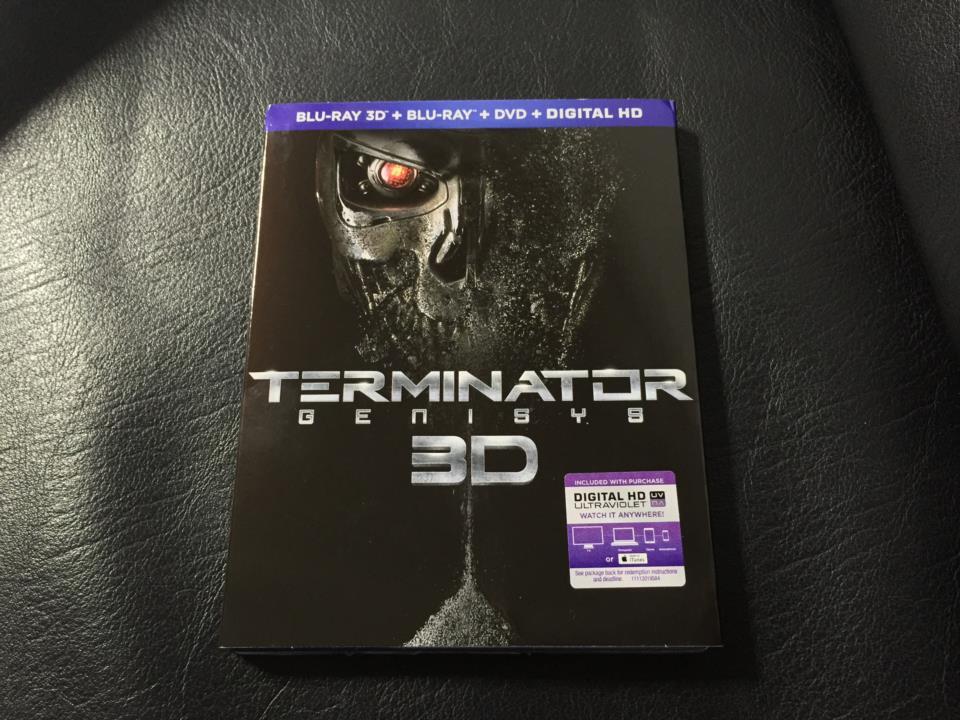 TERMINATOR GENISYS 3D (US)