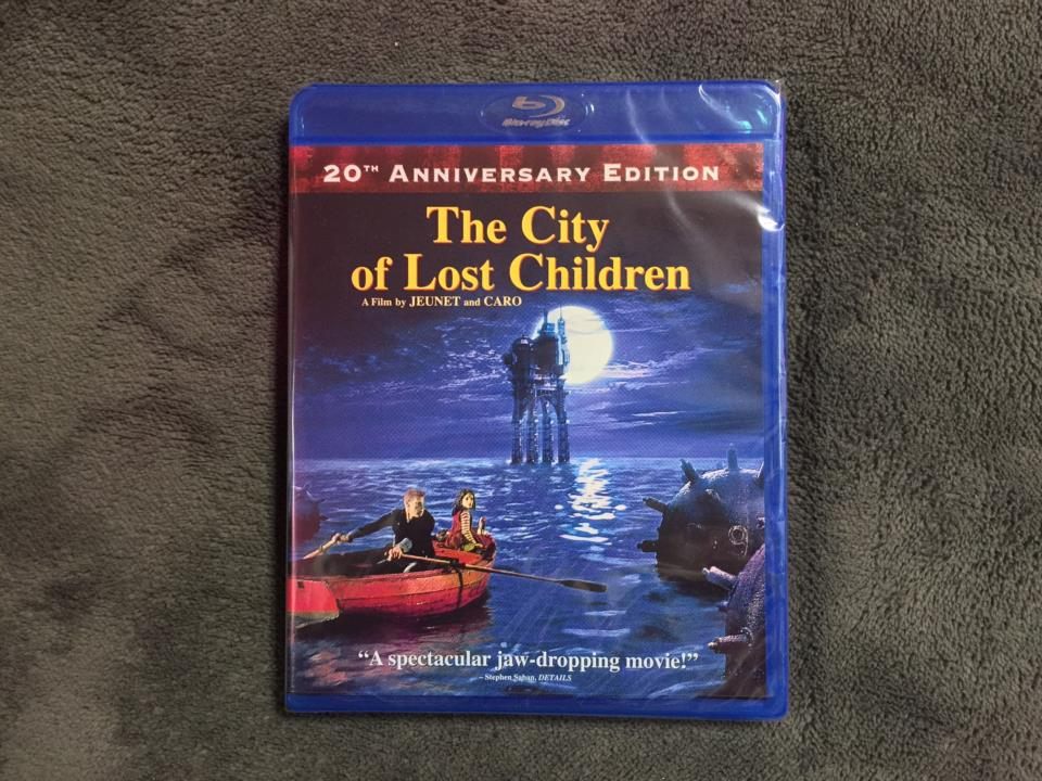 The City of Lost Children (US)