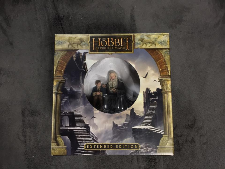 THE HOBBIT: THE BATTLE OF THE FIVE ARMIES EXTENDED EDITION Amazon Limited Edition (US)