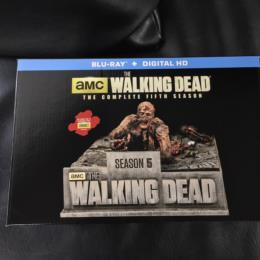 THE WALKING DEAD THE COMPLETE SEASON 5 LIMITED EDITION SET (US)
