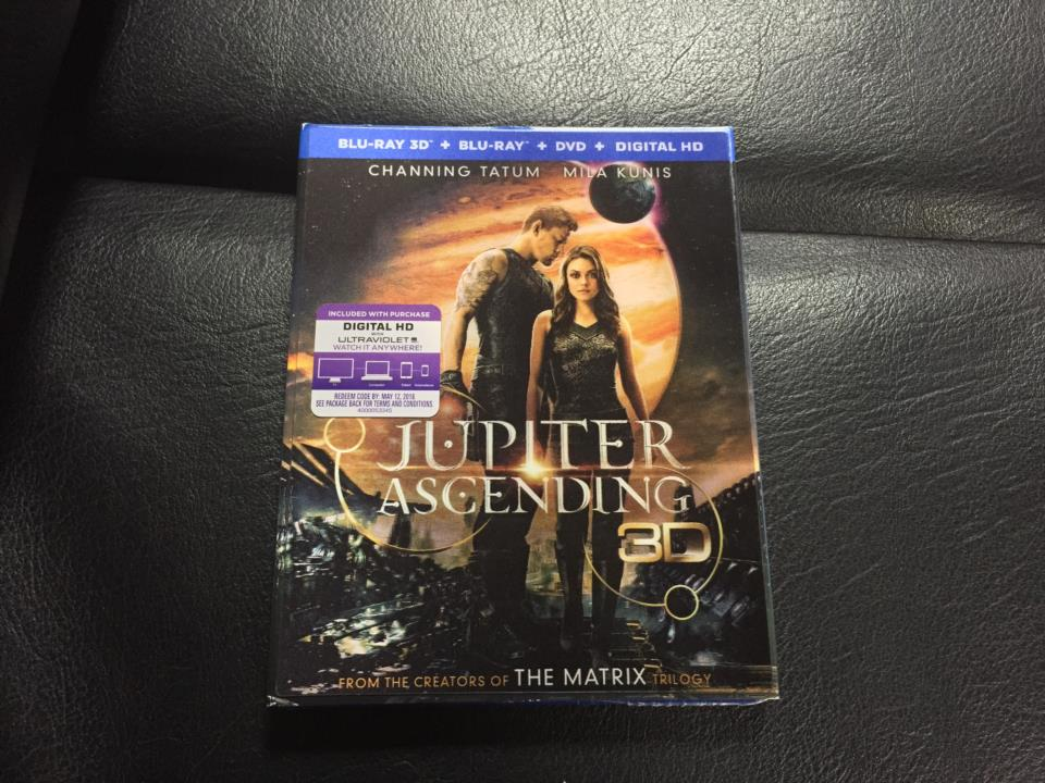 JUPITER ASCENDING 3D (US)
