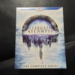 STARGATE ATLANTIS THE COMPLETE SERIES (US)