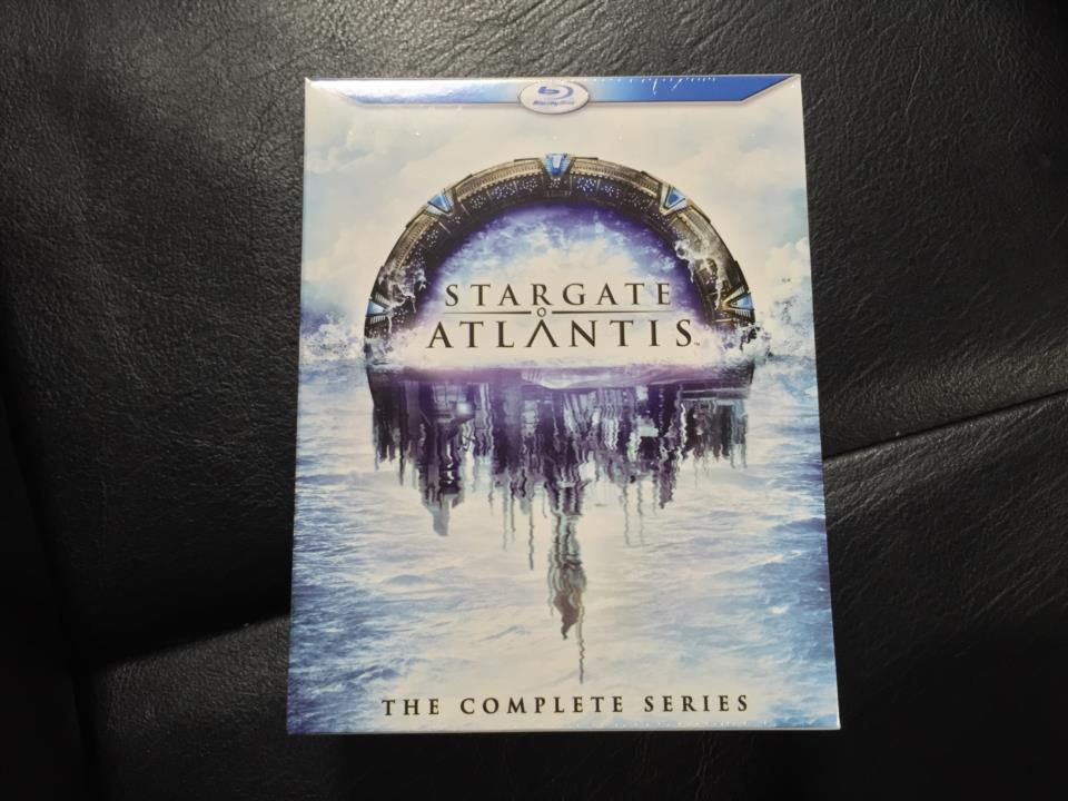 STARGATE ATLANTIS THE COMPLETE SERIES (US)