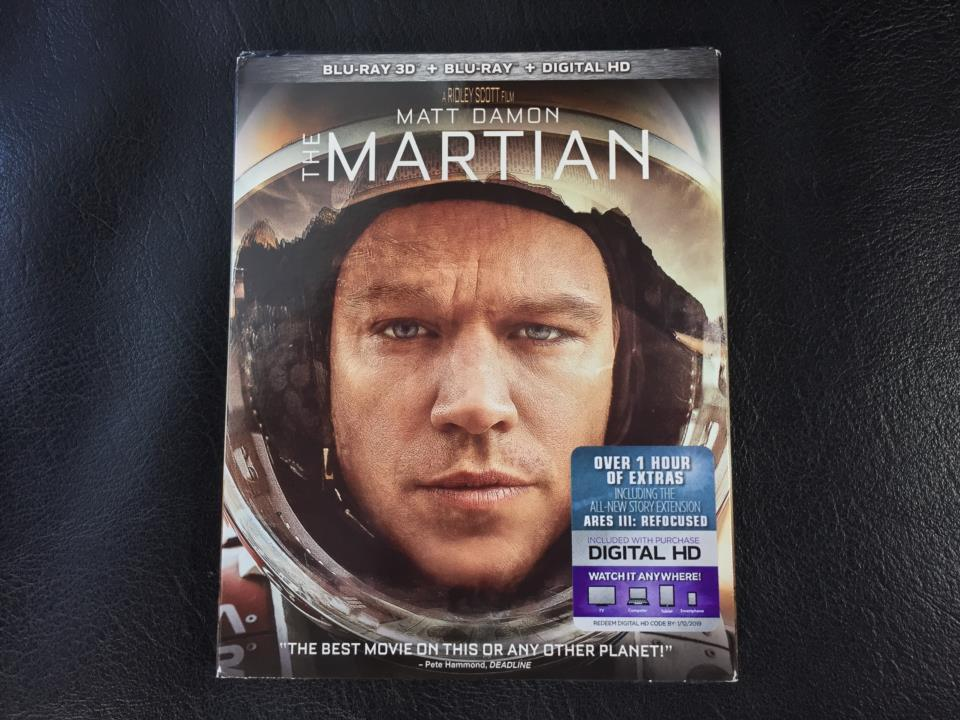 THE MARTIAN (US)