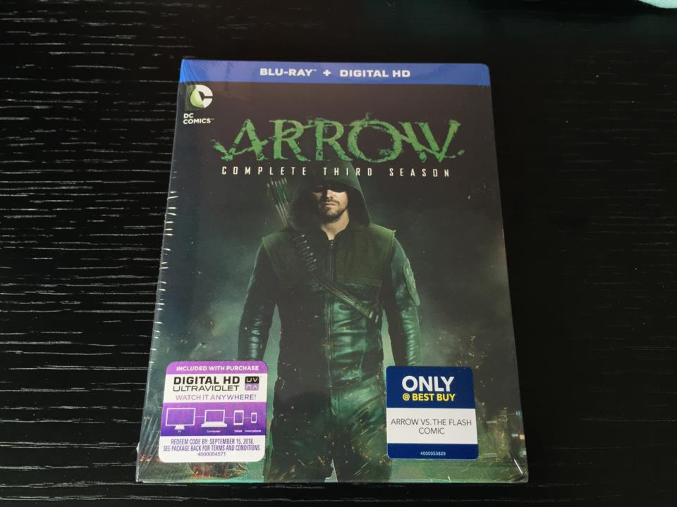 ARROW THE COMPLETE 3RD SEASON (US)
