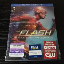 THE FLASH THE COMPLETE 1ST SEASON (US)