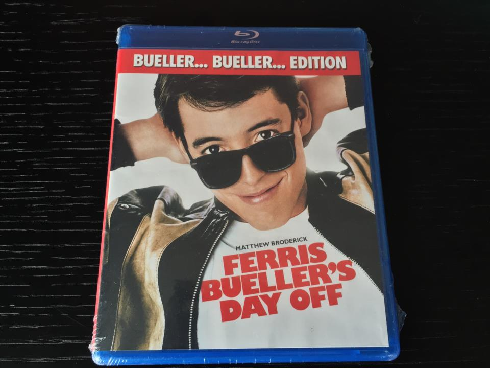 FERRIS BUELLER'S DAY OFF (US)