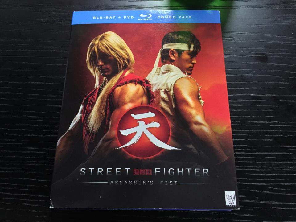 STREET FIGHTER: ASSASSIN'S FIST (US)