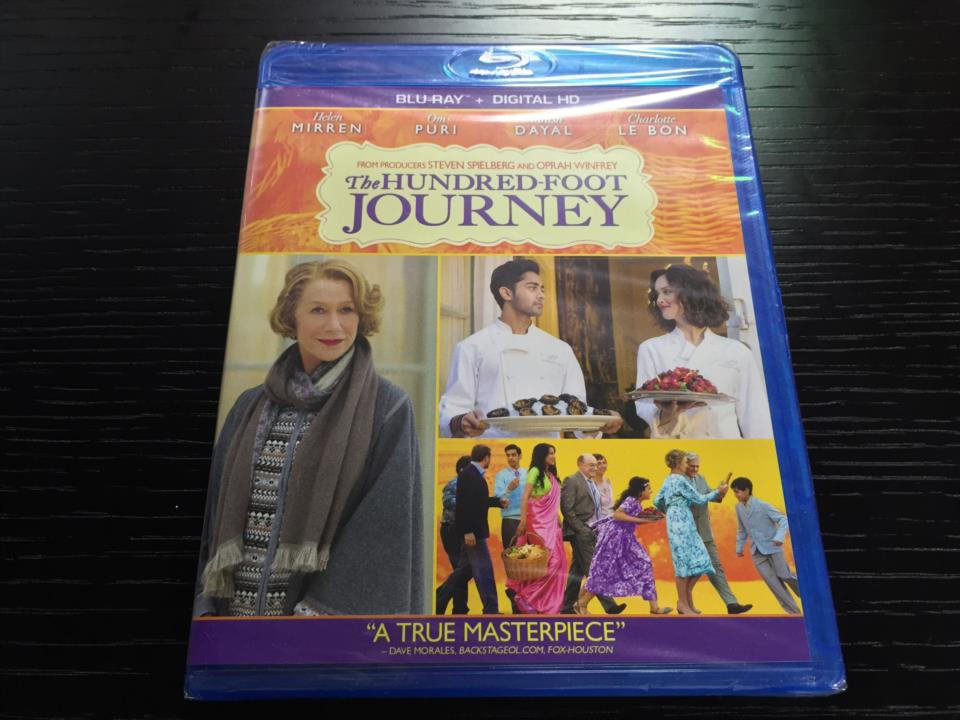 The HUNDRED-FOOT JOURNEY (US)