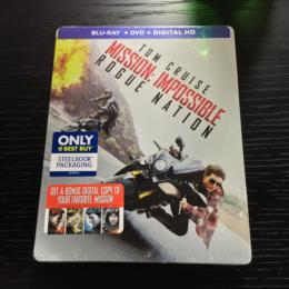 MISSION: IMPOSSIBLE ROGUE NATION (US)