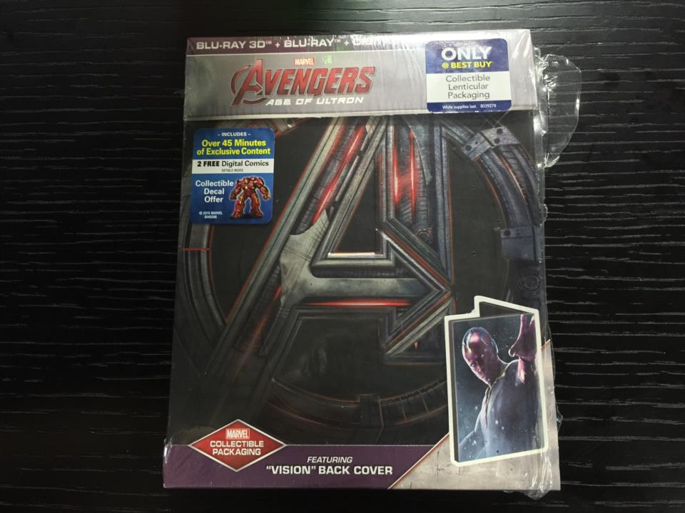 THE AVENGERS: AGE OF ULTRON (US)