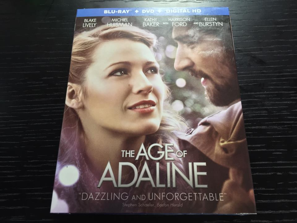 THE AGE OF ADALINE (US)
