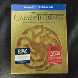 GAME OF THRONES THE COMPLETE 5TH SEASON LIMITED EDITION (US)