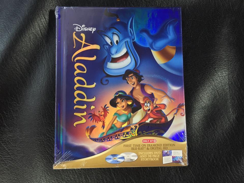 Aladdin DIAMOND EDITION (US)