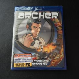 archer THE COMPLETE SEASON 6 (US)