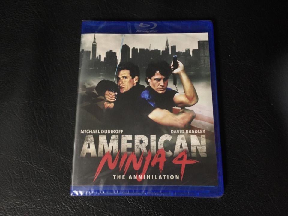 AMERICAN NINJA 4 (US)
