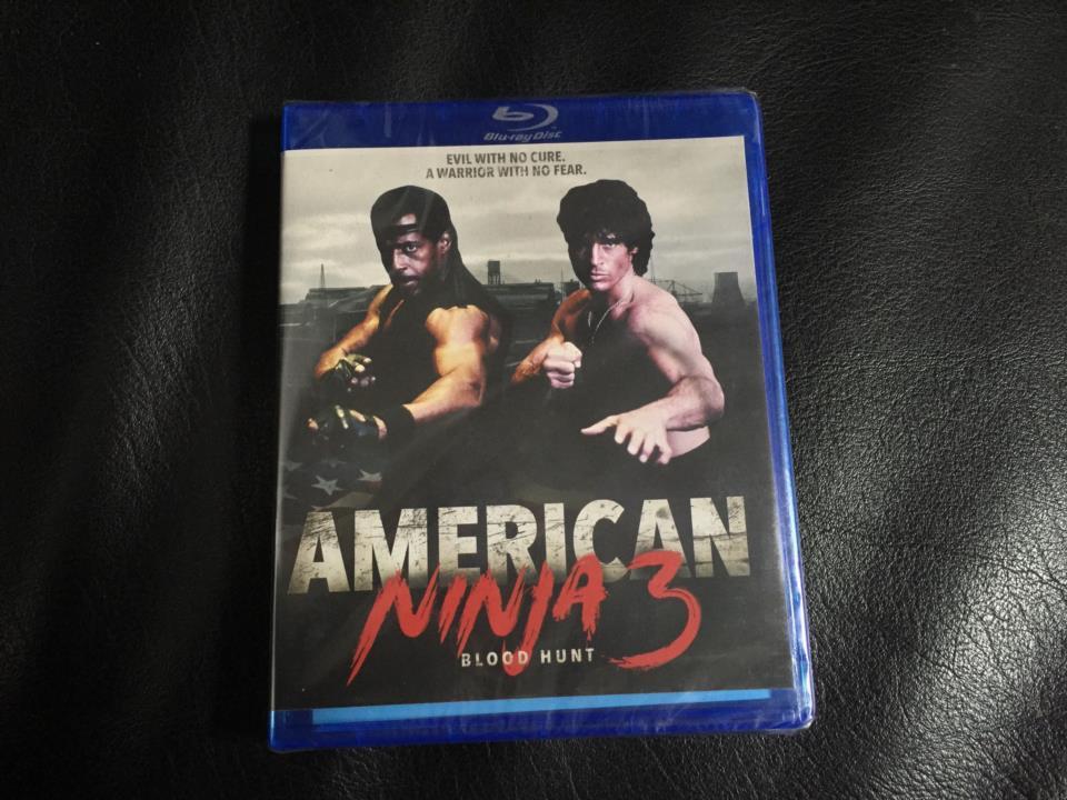 AMERICAN NINJA 3 (US)