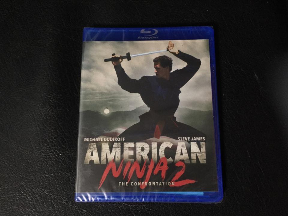 AMERICAN NINJA 2 (US)