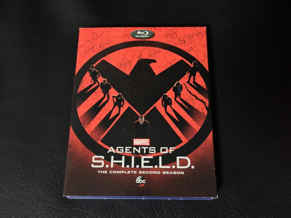 AGENTS OF S.H.I.E.L.D. THE COMPLETE 2ND SEASON (US)