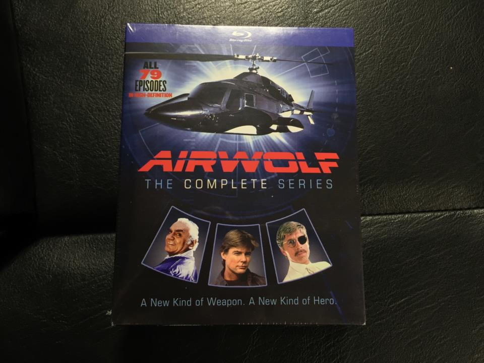 AIRWOLF THE COMPLETE SERIES (US)