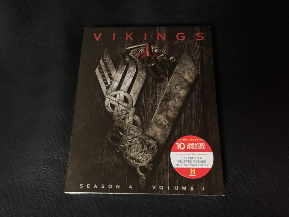 VIKINGS SEASON 4 VOLUME 1 (US)
